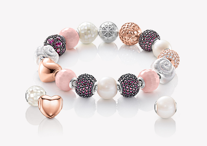 karma beads thomas sabo